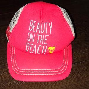 Beauty on the Beach hat